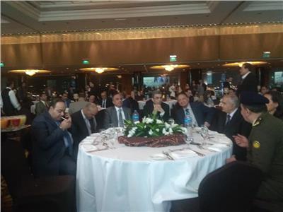 حفل توزيع جوائز مصطفى وعلي امين الصحفية