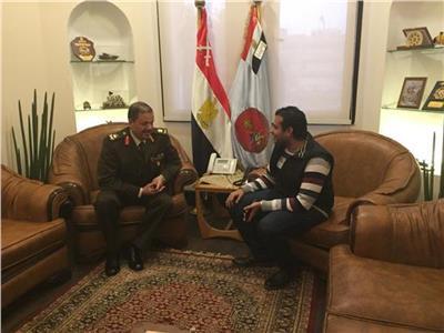 """اللواء طارق سعد زغلول يتحدث لـ""""بوابة أخبار اليوم"""""""