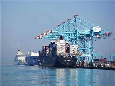 بوغاز مينائي الاسكندريه والدخيلة