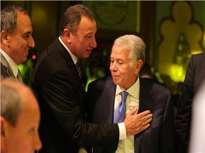 حسن حمدي والخطيب تلميذا المايسترو في رئاسة الأهلي