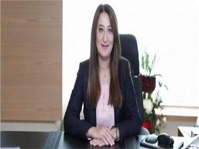 داليا الباز، نائب رئيس مجلس إدارة البنك الأهلي