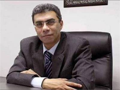 """الكاتب الصحفي ياسر رزق رئيس مجلس إدارة مؤسسة """"أخبار اليوم"""""""