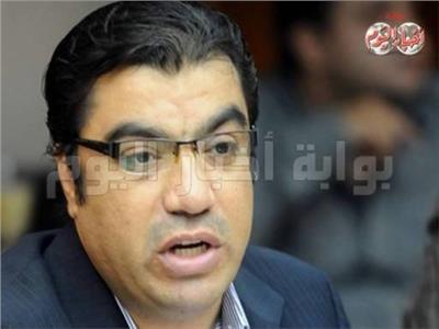 حمدي سيف عضو جمعية التشريع للاقتصاد السياسي والإحصاء