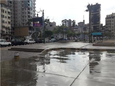 استمرار الطقس السيء في دمياط
