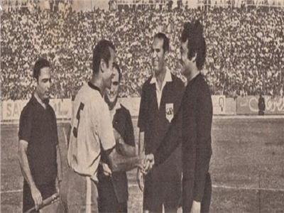 مروان كنفاني قائد الأهلي أمام الإسماعيلي