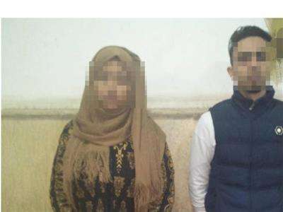 الزوجة وعشيقها المتهمان بقتل الزوج ممرض الخصوص