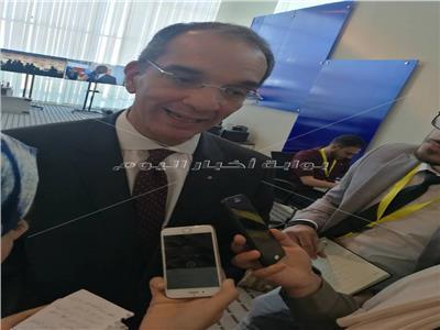 وزير الاتصالات د. عمرو طلعت