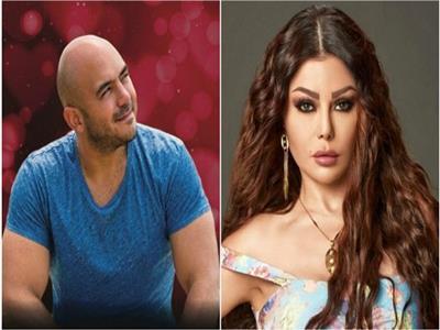هيفاء وهبي و محمود العسيلي