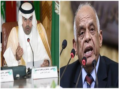 علي عبد العال ومشعل السلمي
