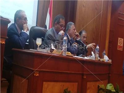 رئيس المجلس التصديري للكيماويات والأسمدة المهندس خالد أبو المكارم