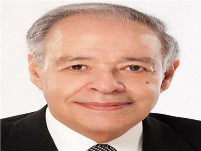 الكاتب الصحفي الكبير إبراهيم سعدة