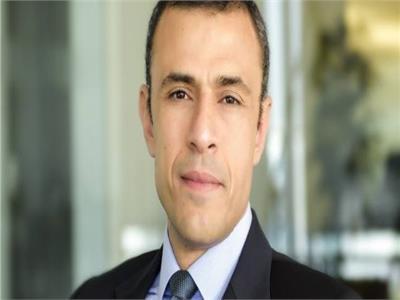 كريم عوض الرئيس التنفيذى لمجموعة المالية هيرميس
