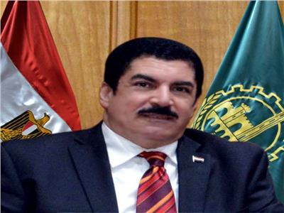 الدكتور علاء عبدالحليم مرزوق محافظ القليوبية