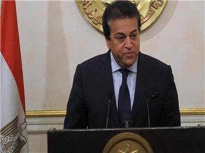 وزير التعليم العالي و البحث العلمي د.خالد عبد الغفار