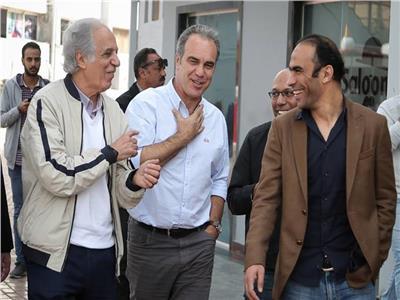 سمير عدلي وسيد عبدالحفيظ