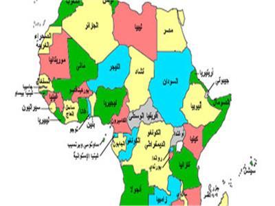 القارة الافريقية