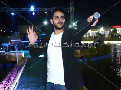 محمد رشاد خلال الحفل