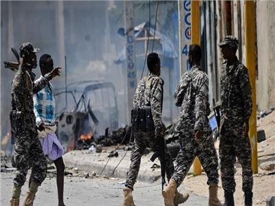 سماع دوي انفجاران وسط العاصمة الصومالية مقديشو
