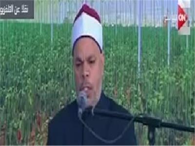 الشيخ أحمد تميم المراغي