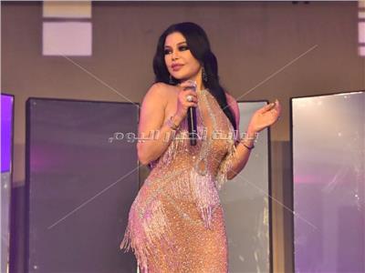 النجمة اللبنانية هيفاء وهبي