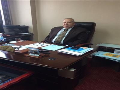 المستشار ناجي الزفتاوي نائب رئيس مجلس الدولة