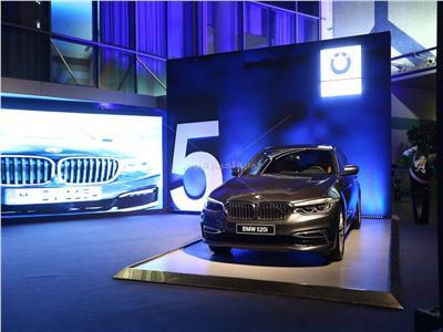 المجموعة البافارية للسيارات توجه الشكر لعملاء BMW فى حفل كبير أحياه عمرو دياب