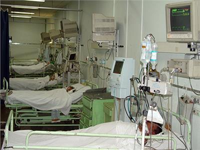 لمستشفيات الجامعية