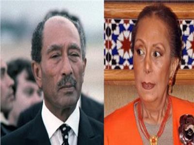 رقية السادات: مصر كانت ابنة الرئيس السادات