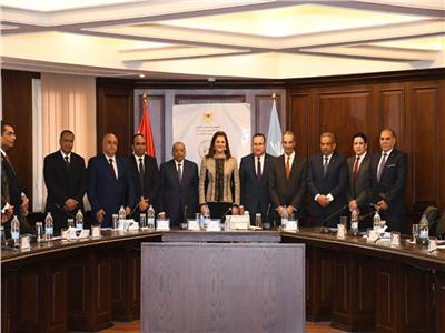 وزارتا التخطيط والاتصالات توقعا بروتوكولين تعاون بشأن تطوير وميكنة الأعمال بمحافظة الإسكندرية