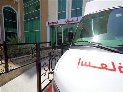 أحد مستشفيات الإمارات- أرشيفية