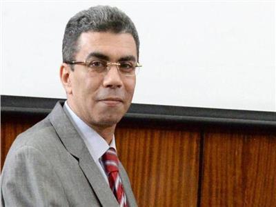 الكاتب الصحفي ياسر رزق - رئيس مجلس إدارة مؤسسة أخبار اليوم