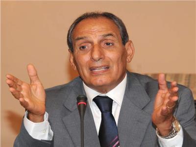 يوسف الدهشوري حرب رئيس اتحاد الكرة الأسبق