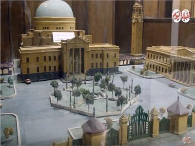 حكايات  متحف التعليم «الطائر».. كتاتيب و«قابلات» ودرجات قادة مصر