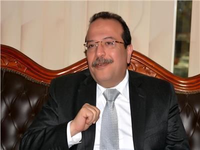 الدكتور مجدي عبدالرؤوف سبع رئيس جامعة طنطا