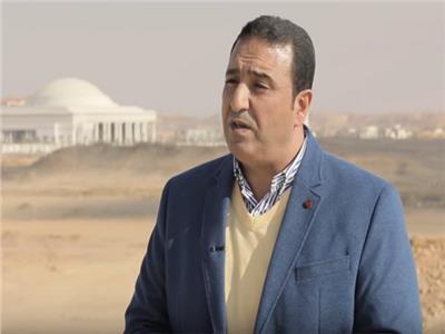 العميد خالد الحسيني، المتحدث باسم العاصمة الإدارية الجديدة
