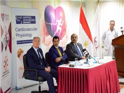 وزير الرياضة يشهد توقيع بروتوكول التعاون