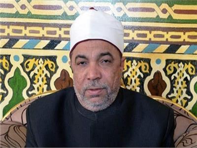 الشيخ جابر طايع المتحدث باسم وزارة الأوقاف
