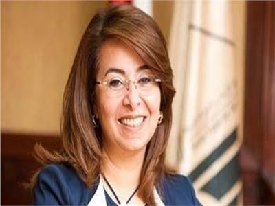 الدكتورة غادة والي وزيرة التضامن الاجتماعي