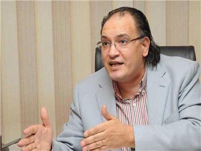 الدكتور حافظ أبو سعدة رئيس المنظمة المصرية لحقوق الإنسان