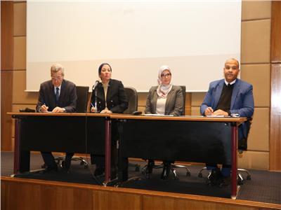وزيرة البيئة تؤكد على خلق كيانات شبابية قادرة على العمل البيئي بمصر