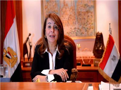 وزيرة التضامن الاجتماعي، الدكتور غادة والي