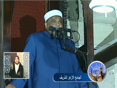 الدكتور عباس شومان ، الأمين العام لهيئة كبار علماء الأزهر