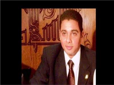 البطل  الشهيدالرائد مصطفى عبيد