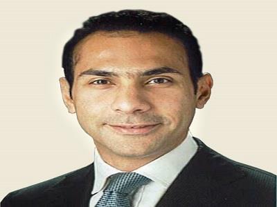 عاكف المغربي نائب رئيس بنك مصر