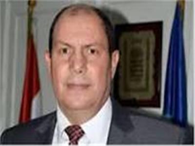 الدكتور حمدى الطباخ وكيل وزارة الصحة