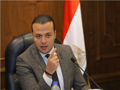 المهندس محمد الجارحى، الأمين العام المساعد للجان المتخصصة بمستقبل وطن