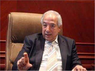 المستشار رضا عبد المعطى، نائب رئيس الهيئة العامة للرقابة المالية