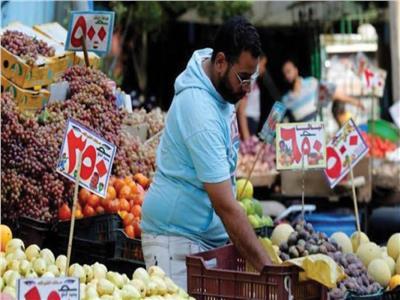 مصر تسجل تراجعًا في نسبة التضخم- أرشيفية