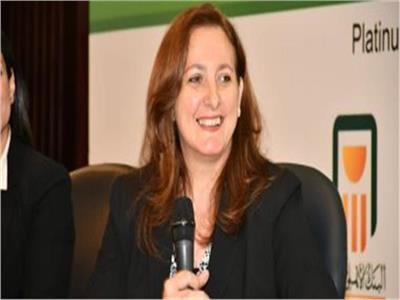 د. شريفة شريف المدير التنفيذي للمعهد القومي للإدارة