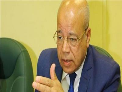حامد عبد الدايم المتحدث باسم وزارة الزراعة